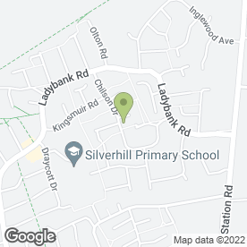 Map of Vauxhall Plumbing & Heating Ltd in Mickleover, Derby, derbyshire