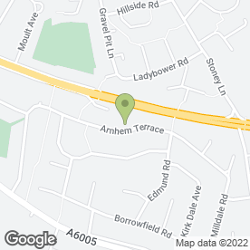 Map of S.L.C Contractors Ltd in Spondon, Derby, derbyshire