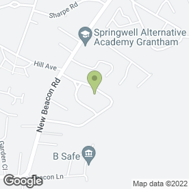 Map of ALAN JOHNSON WEDDING PHOTOGRAPHER in Grantham, lincolnshire