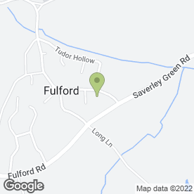 Map of Afford Plumbing Ltd in Fulford, Stoke-On-Trent, staffordshire