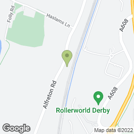 Map of Essential Print Services in Derby, derbyshire