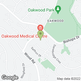 Map of Simply Drinks in Oakwood, Derby, derbyshire