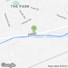 Map of NOTTINGHAM PREGNANCY CRISIS CENTRE in Nottingham, nottinghamshire