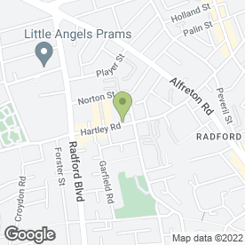 Map of G S Birdi Accountancy in Nottingham, nottinghamshire