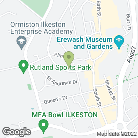 Map of Stay Warm & Dry in Ilkeston, derbyshire