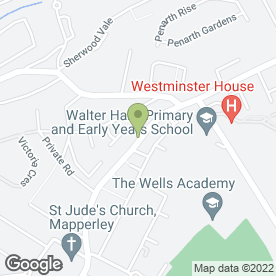 Map of AFD Auto Electrical in Nottingham, nottinghamshire