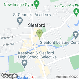 Map of Swinton Car Insurance - Sleaford in Sleaford, lincolnshire