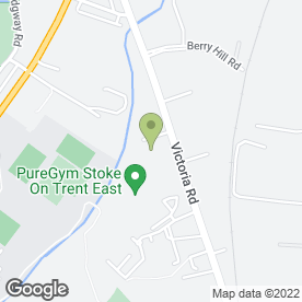 Map of Dunelm Mill in Fenton, staffordshire