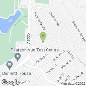 Map of OCCASIONS CATERING in Stoke-On-Trent, staffordshire