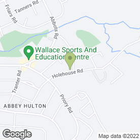 Map of REGENT UPVC REPAIRS in Abbey Hulton, Stoke-On-Trent, staffordshire