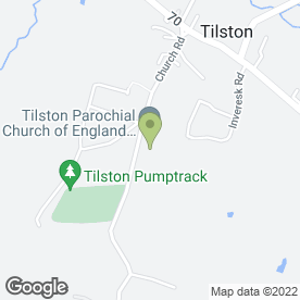Map of The Carden Arms in Tilston, Malpas, cheshire