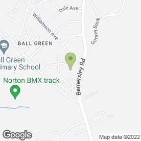 Map of All Your Gardening Needs in Stoke-On-Trent, staffordshire