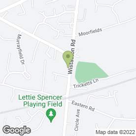 Map of Mick the Chips in Willaston, Nantwich, cheshire