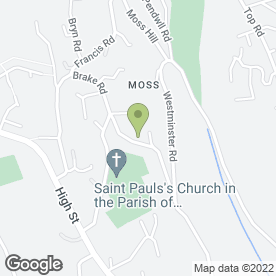 Map of Simon J Edwards in Moss, Wrexham, clwyd