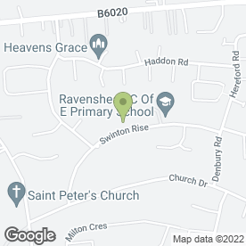 Map of Sherwood Computers Ltd in Ravenshead, Nottingham, nottinghamshire