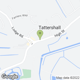 Map of John & Associates in Tattershall, Lincoln, lincolnshire