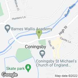 Map of Cost Cut Carpets in Coningsby, Lincoln, lincolnshire