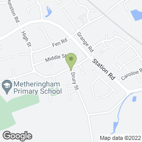 Map of JCS Light Haulage in Metheringham, Lincoln, lincolnshire