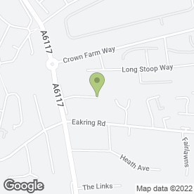 Map of PAUL VASEY FLOORING CONTRACTOR in Mansfield, nottinghamshire