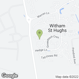 Map of IMP Heating Ltd in Witham St Hughs, Lincoln, lincolnshire