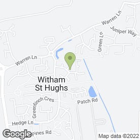 Map of Pedro Loureiro Driving School in Witham St. Hughs, Lincoln, lincolnshire
