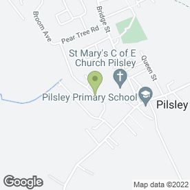 Map of Forktruckman in Pilsley, Chesterfield, derbyshire