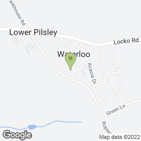 Map of Jenson Electrical Services in Lower Pilsley, Chesterfield, derbyshire