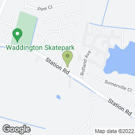 Map of Collingham Coal Supplies in Waddington, Lincoln, lincolnshire