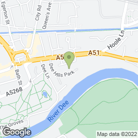 Map of Complete Security Service in Chester, cheshire