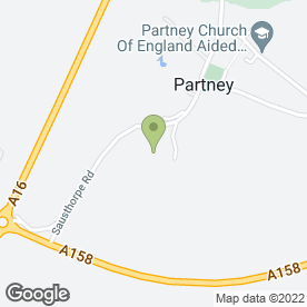 Map of R.L Middleton in Partney, Spilsby, lincolnshire