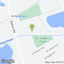 Map of PAT Test UK Ltd in North Hykeham, Lincoln, lincolnshire