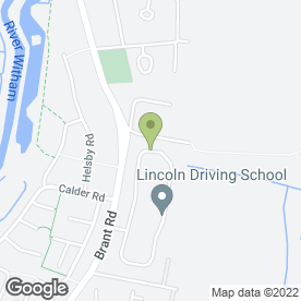 Map of Paul Carter Domestic Appliances in Lincoln, lincolnshire