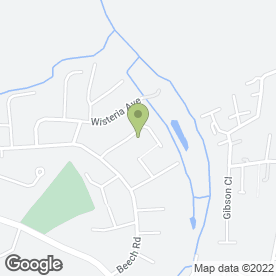 Map of NR Satellites in Branston, Lincoln, lincolnshire
