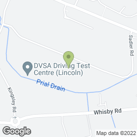 Map of N J L Fibreglass Roofing (Peterborough) in Lincoln, lincolnshire