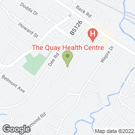 Map of Connah's Quay Sexual Health Clinic in Connah's Quay, Deeside, clwyd