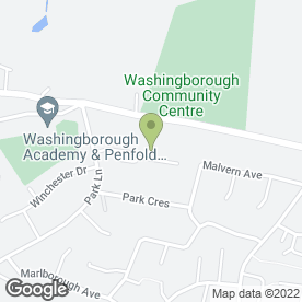 Map of T.S Benson in Washingborough, Lincoln, lincolnshire