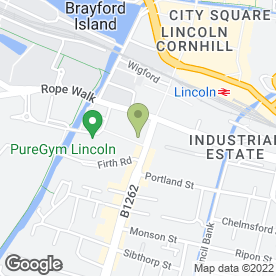 Map of Phones 4 U in Lincoln, lincolnshire