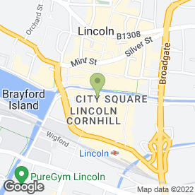 Map of Currys.digital in Lincoln, lincolnshire
