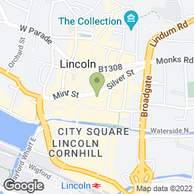 Map of Jail House Rock Bar in LINCOLN, lincolnshire