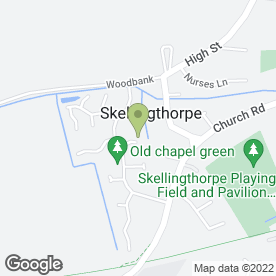 Map of Sue's Mobile Hairdressing in Skellingthorpe, Lincoln, lincolnshire