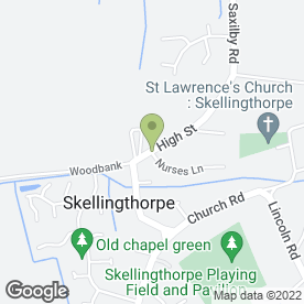 Map of A.L.S Fencing & Landscaping in Skellingthorpe, Lincoln, lincolnshire