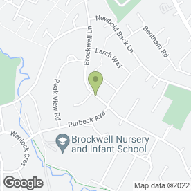 Map of New Wire Electrical UK Ltd in Chesterfield, derbyshire