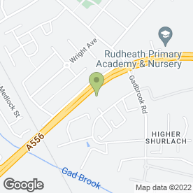 Map of Timberwise - The Property Care Experts in Northwich, cheshire