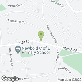 Map of C.I.D Electrical Services Ltd in Chesterfield, derbyshire