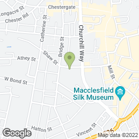 Map of Majestic Wine Warehouses Ltd in Macclesfield, cheshire