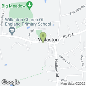 Map of LLOYDS GARAGE REPAIRS in Willaston, Neston, merseyside