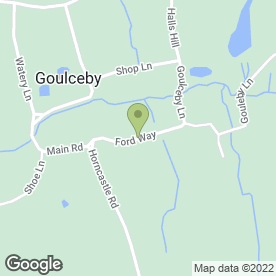 Map of Cook & Son Electrical Contractors in Goulceby, Louth, lincolnshire