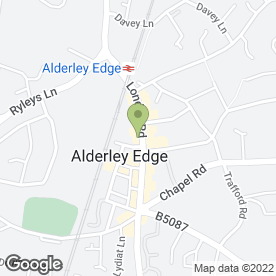 Map of Beauty Works in Alderley Edge, cheshire