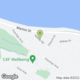 Map of CLEANFIT - (EST 1985) in Rhos-on-Sea, Colwyn Bay, clwyd
