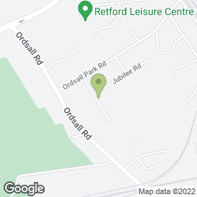 Map of L R Builders in Retford, nottinghamshire